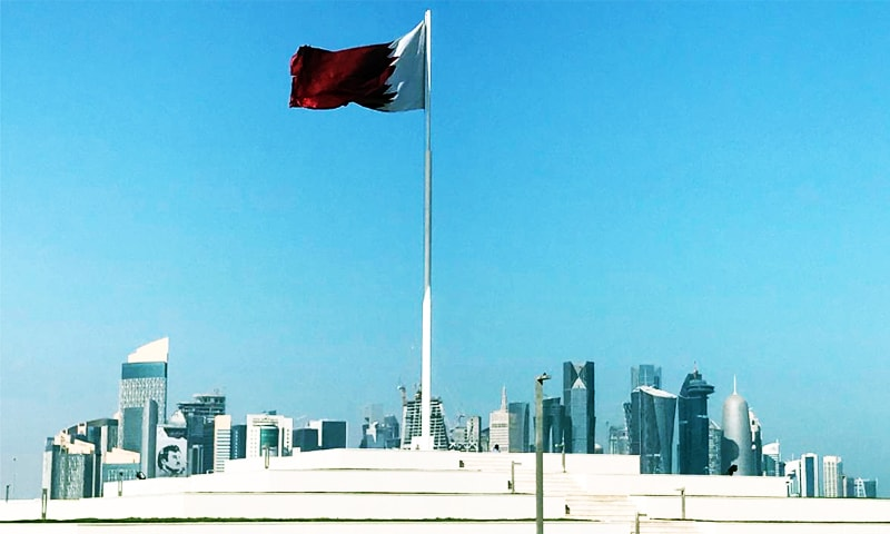 The KSA UAE Bahrain and Egypt have imposed an economic and diplomatic boycott on Qatar since June 2017 over allegations that Doha supports terrorism and is cosying up to regional foe Iran. Qatar denies the charges. — Reuters  File
