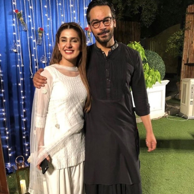 Kubra Khan and Gohar were all smiles
