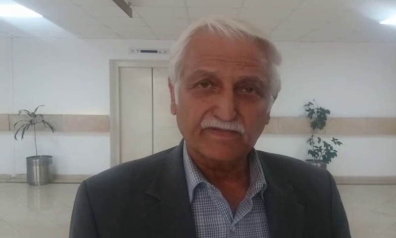 PPP senator Farhatullah Babar's presence becomes bone of contention in Human Rights Committee meeting. — DawnNewsTV/File
