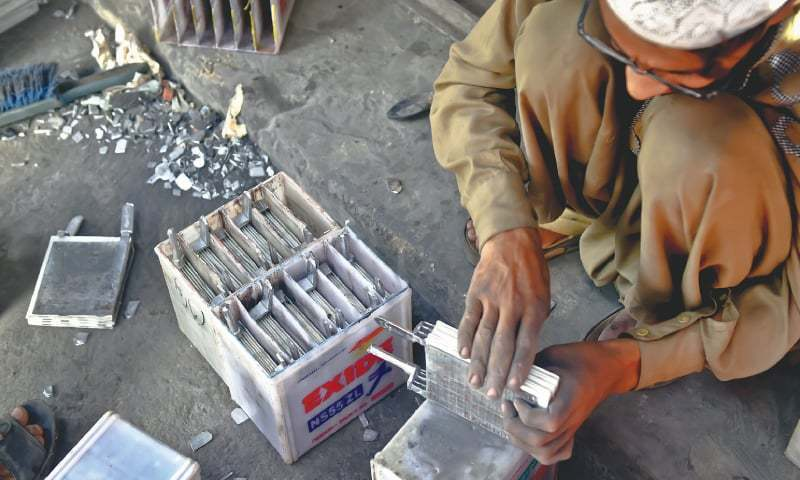 Manufacturers say additional duty on input items that are not manufactured locally has adversely impacted the sector. Dawn/File