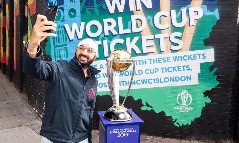 ورلڈ کپ کا آغاز 30 مئی کو میزبان انگلینڈ اور جنوبی افریقہ کے درمیان میچ سے ہو گا— تصویر بشکریہ آئی سی سی