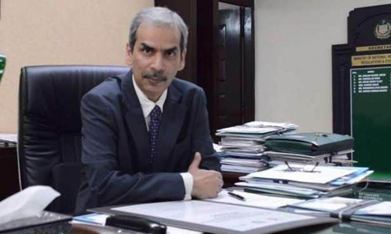 Naveed Kamran Baloch appointed secretary finance