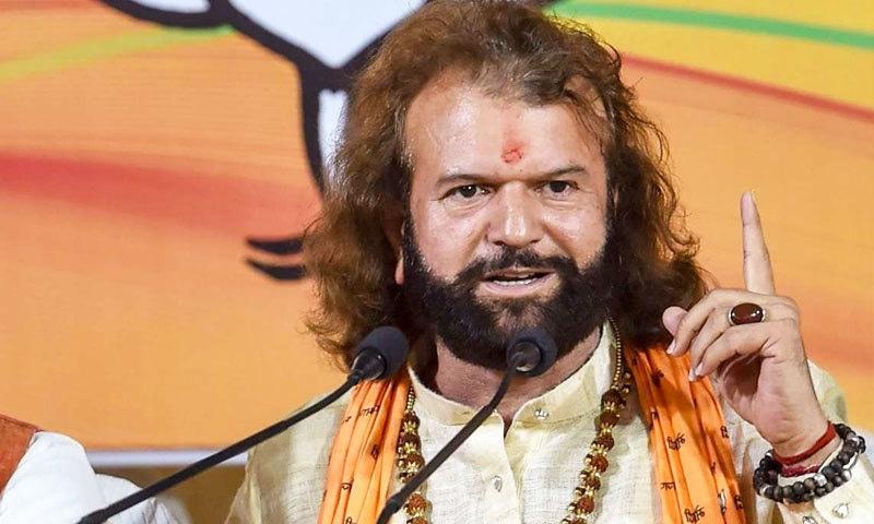 ہنس راج نے بی جے پی میں انتخابات سے قبل شمولیت اختیار کی تھی—فائل فوٹو: ڈی این اے انڈیا