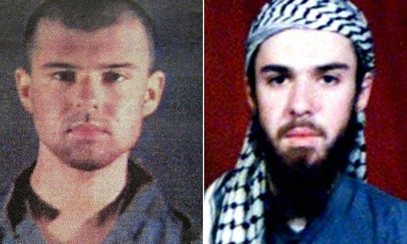 جان واکر 'امریکی طالبان' کے نام سے معروف ہیں — فوٹو: اے ایف پی