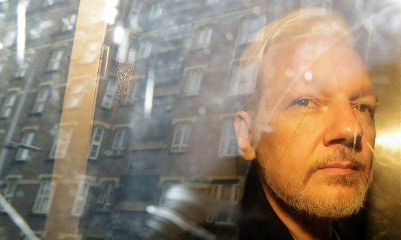 US Justice Department's indictment says WikiLeaks founder Julian Assange damaged national security by publishing documents that harmed the US and its allies and aided its adversaries. — AP/File
