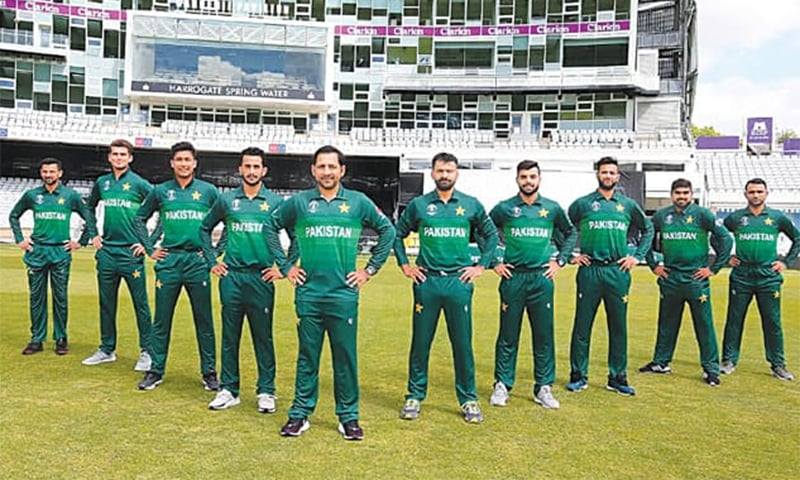 PCB spokesman says the permission has been granted to the players after noticing the trend followed by other teams. — PCB/File