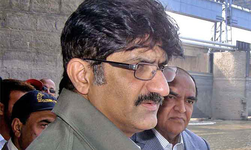 Sindh CM Murad Ali Shah says the federal govt's decision created uncertainty and panic. — Online/File