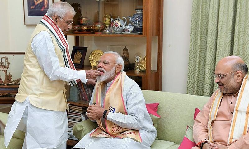 Modi plots course after landslide Indian election win
