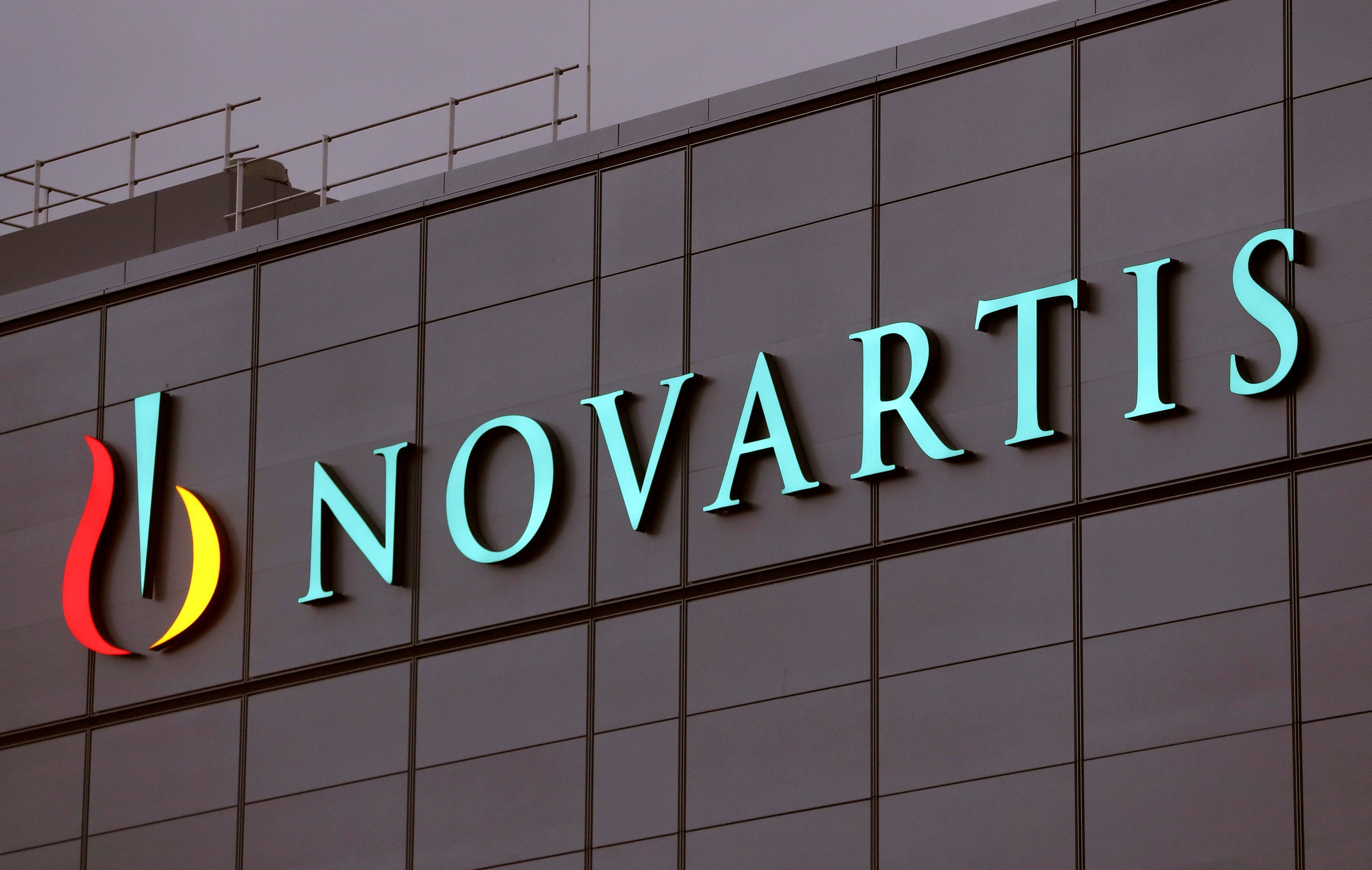 The US Food and Drug Administration said the drug's safety had been tested in an ongoing clinical trial. — Novartis website
