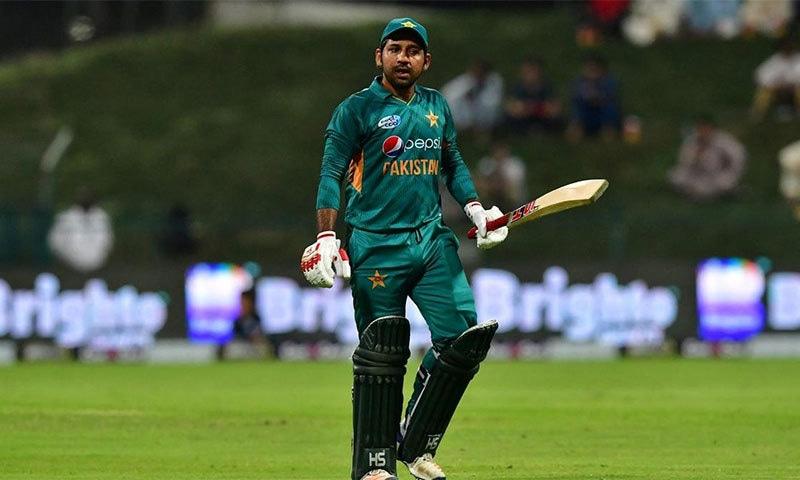 پاکستانی ٹیم عالمی کپ سے قبل مسلسل 11 میچ ہار چکی ہے— فائل فوٹو: اے ایف پی