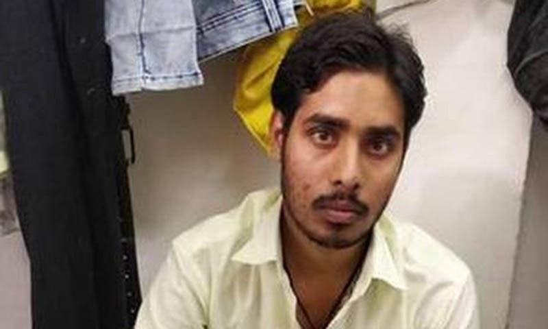 واقعہ 25 مئی کی رات کو پیش آیا تاہم اب تک کوئی گرفتاری عمل میں نہیں لائی گئی — تصویر بشکریہ دی ہندو