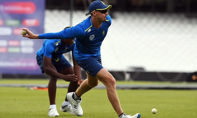 Dale Steyn out of South Africa's World Cup opener against England