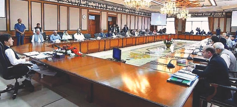 Cabinet condemns attack on army post in N. Waziristan