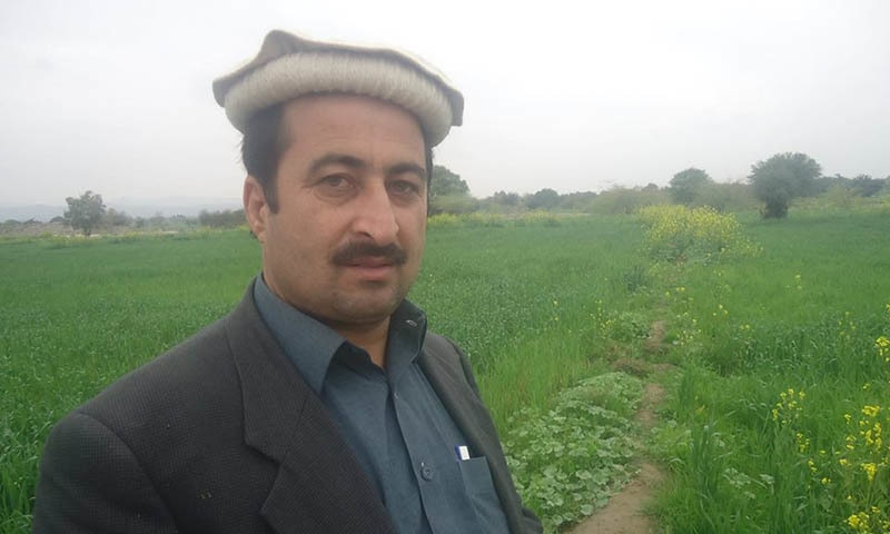 "In a statement issued on May 28, the Committee to Protect Journalists said that Gohar Wazir, a reporter working with the private TV station Khyber News, should be ""immediately and unconditionally"" released by the authorities. — Photo courtesy Gohar Wazir Facebook"