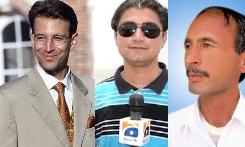 پاکستان میں قتل کیے گئے 72 صحافیوں میں سے صرف 5 صحافیوں کے کیسز میں ملزمان کو کچھ سزائیں ملیں—فائل فوٹو: سی پی جے/ جیو نیوز/جرنلزم پاکستان