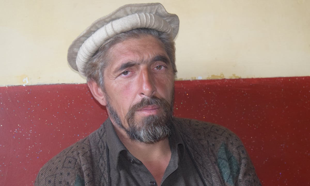 Gul Shahzada, a brother of Muhammad Afzal