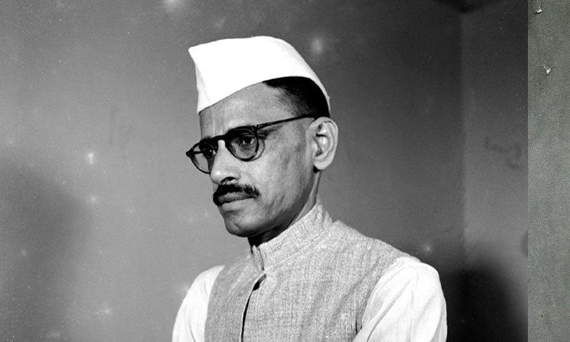 گلزاری لال نندا بھارت کے پہلے نگراں وزیر اعظم تھے—فوٹو: فیمس پیپل