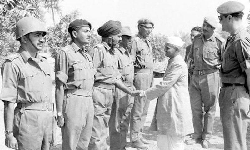 ان کے دور میں پاکستان اور بھارت کے درمیان پہلی جنگ لڑی گئی—فوٹو: انڈیا ٹائمز