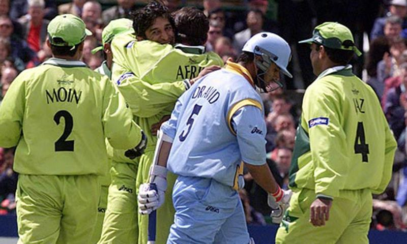 The 1999 side was arguably Pakistan's best. — AFP/File