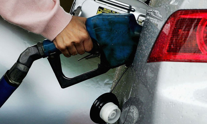 Petrol price increased to Rs112 per litre