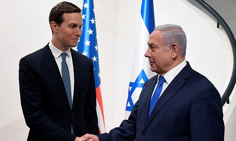 Palestinian and Arab sources who have been briefed on the draft plan say Kushner has jettisoned the two-state solution. — AFP/File