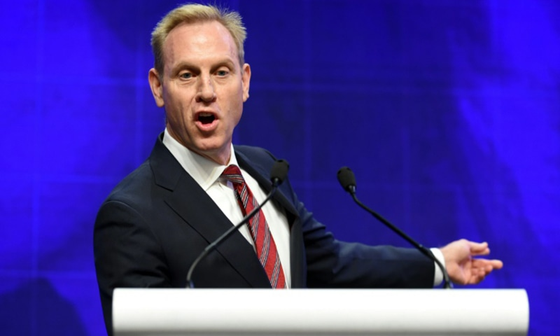Acting Secretary of Defense Patrick Shanahan said the US was investing heavily in the Indo-Pacific region to maintain its military superiority and capability to defend its Asian allies. — AFP