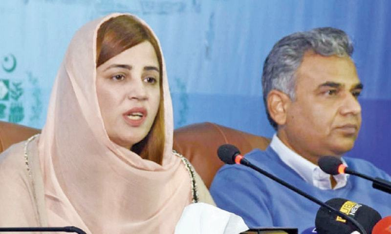 Appointment of a Lahore College for Women University's assistant professor, who happens to be the sister of Minister of State for Climate Change Zartaj Gul, in the National Counter Terrorism Authority (Nacta) has generated a debate about meritocracy of the Pakistan Tehreek-i-Insaf (PTI) government. — INP/File