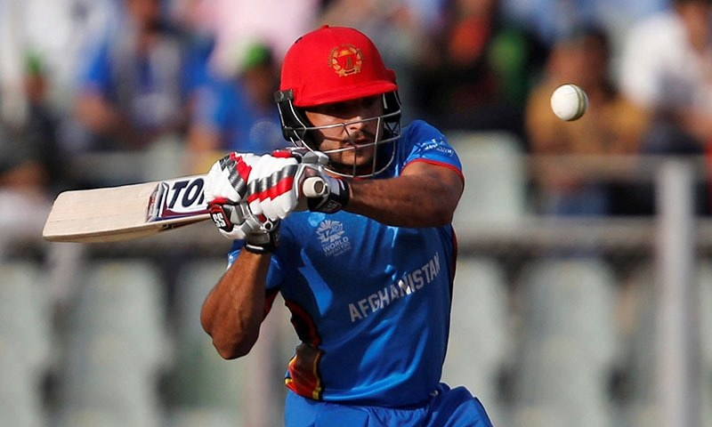 Afghanistan captain Gulbadin Naib said his side would learn from their seven-wicket humbling by Australia on Saturday as they seek to regroup for the rest of their World Cup campaign. — Reuters/File