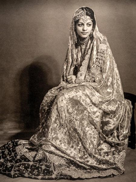 Sajida Sultan. — Unknown/Wikimedia Commons