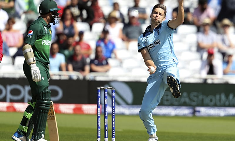 Image result for England suffered a stunning upset at the hands of inspired Pakistan in their second World Cup match at Trent Bridge.