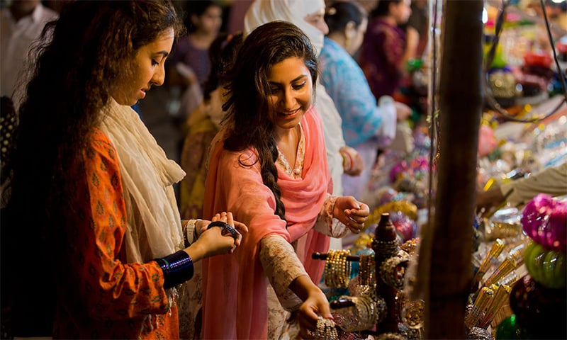 Eidul Fitr in Pakistan will be celebrated on Wednesday, June 5. — AP/File