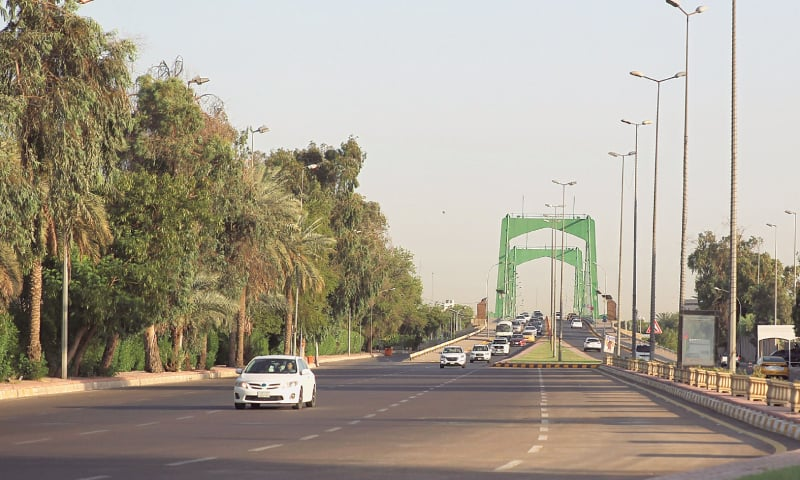 After years, Baghdad's emblematic 'Green Zone' reopens