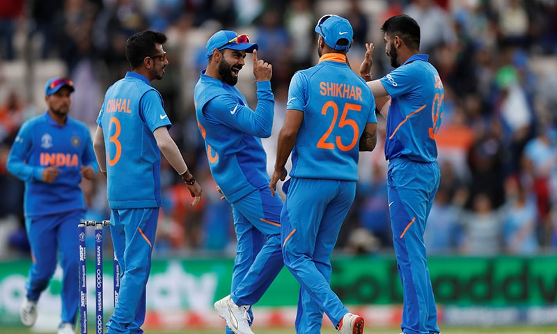 India open World Cup campaign with win over South Africa