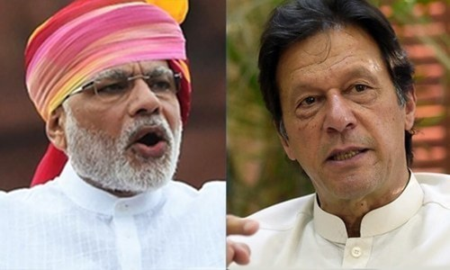 PM again offers talks to India on Kashmir, terrorism