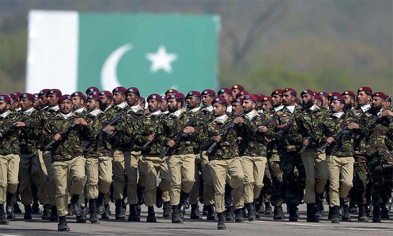 "Armed forces were ""foregoing routine increase in annual defence budget,"" says Bajwa. — AFP/File"