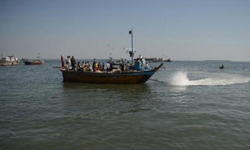 Like Indians, Iranian fishermen were often caught by the marine authorities while fishing in Pakistan. — AFP/File