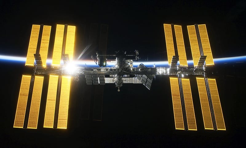 Nasa to open International Space Station to tourists next year