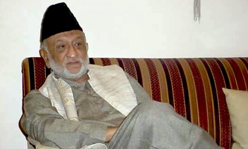 Allama Abbas Kumaili. — DawnNewsTV