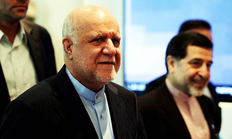 دو علاقائی ممالک تنظیم میں ہم سے دشمنی ظاہر کر رہے ہیں، ایرانی وزیر تیل — فائل فوٹو / رائٹرز