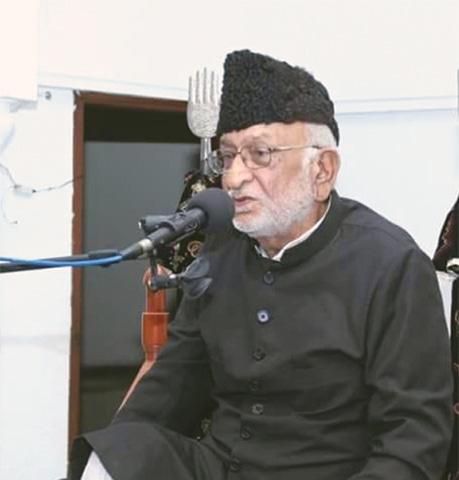 Noted scholar Abbas Kumaili passes away