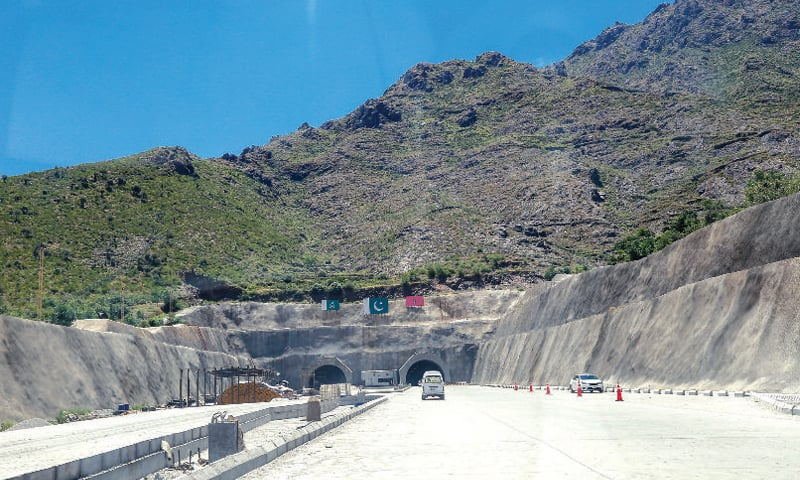 Opening of Swat Expressway facilitates people