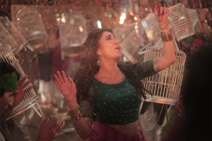 Mehwish Hayat as Zara