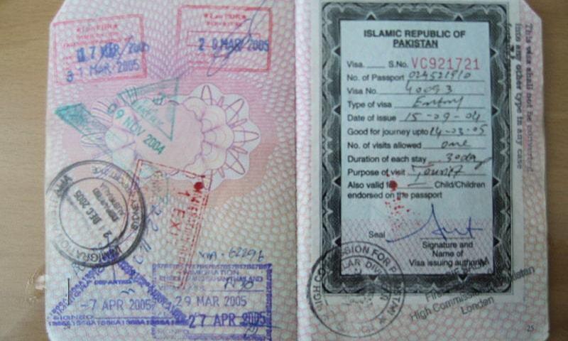 امریکی حکومت نے پاکستانی شہریوں کے لیے 5 سال کے ویزے جاری کرنے کی پالیسی میں تبدیلی کی ہے— فائل فوٹو: کریٹو کامنز