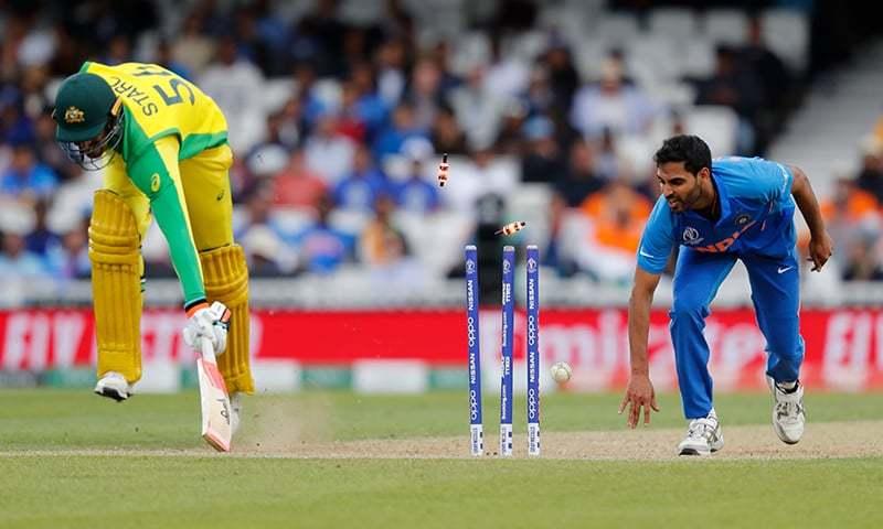 بھارتی ٹیم نے کھیل کے ہر شعبے میں زبردست کھیل پیش کیا