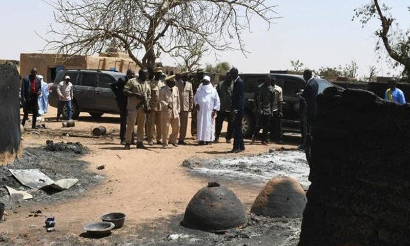 مالی میں رواں برس ہونے والے فسادات میں سیکڑوں افراد مارے گئے—فائل/فوٹو: رائٹرز