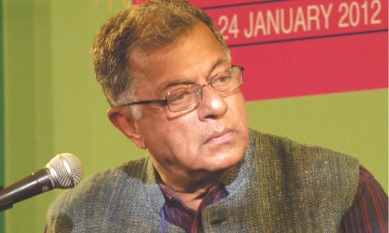 Girish Karnad.—AP