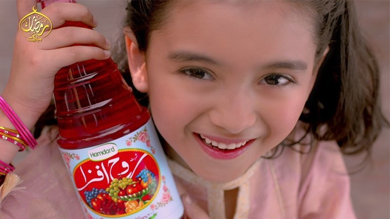 Rooh Afza to get costlier. — Screengrab from Rooh Afza TVC