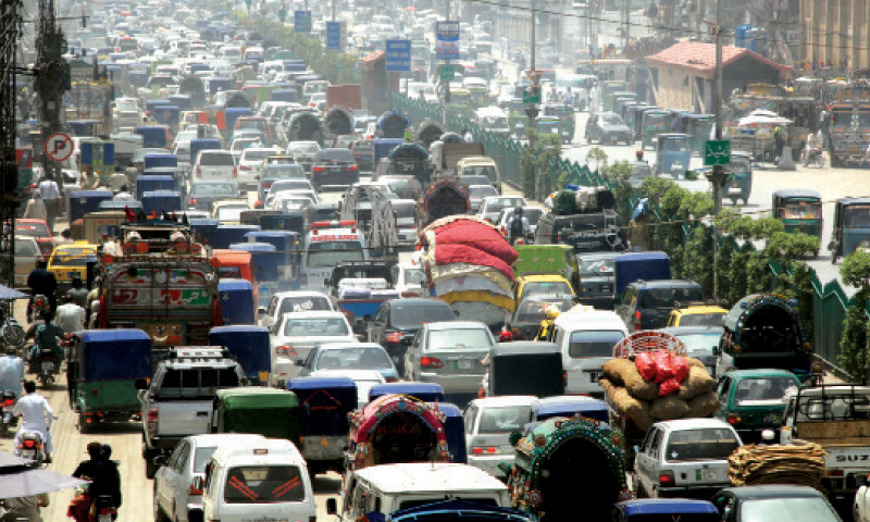 Govt approves four-lane flyover in Bhara Kahu. — Dawn/File