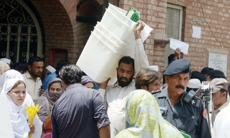 KP Assembly elections in Fata postponed till July 20: ECP