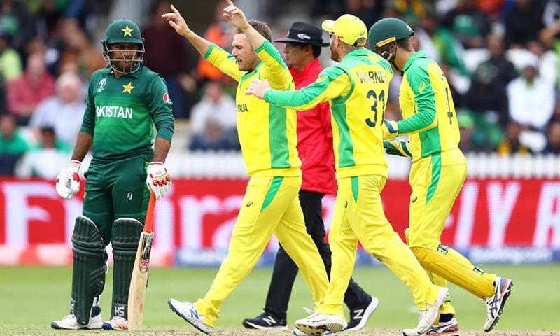 آسٹریلیا کے خلاف میچ پاکستان کے لیے بہت اہم بھی تھا اور بڑا امتحان بھی—ورلڈ کپ ٹوئٹر